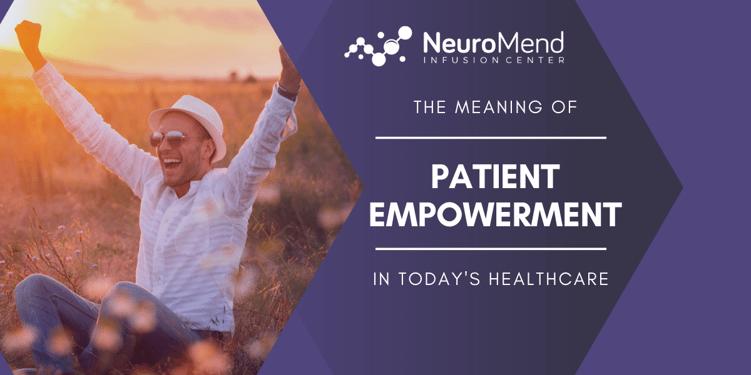 NeuroMend | Patient Empowerment