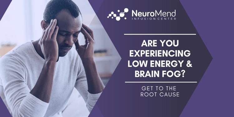 NeuroMend   Low Energy & Brain Fog