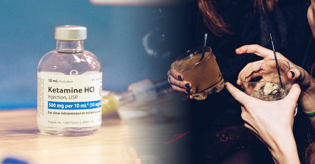 Ketamine and Alcohol