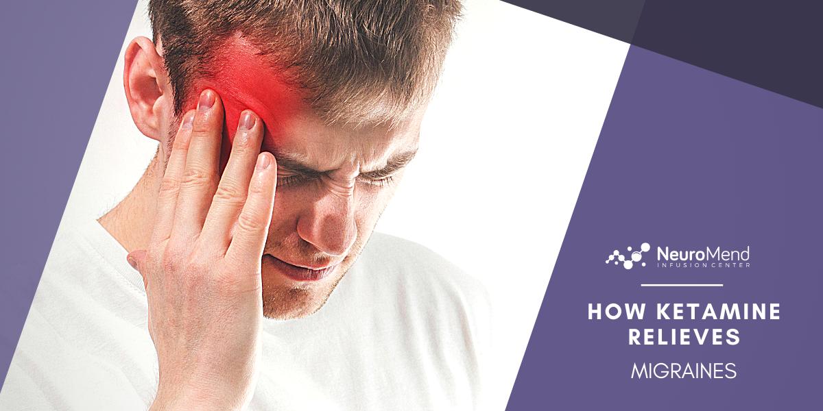 Migraine - Ketamine - NeuroMend